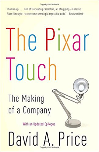 The Pixar Touch: The Making of a Compan